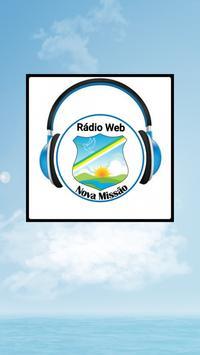 Rádio Web Nova Missão screenshot 2