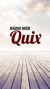 Rádio Web Quix poster