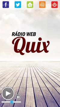 Rádio Web Quix screenshot 1