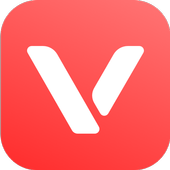 VMate - सर्वश्रेष्ठ वीडियो मेट & मज़ेदार वीडियो आइकन
