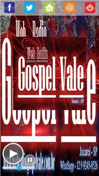 Web Rádio Gospel Vale poster