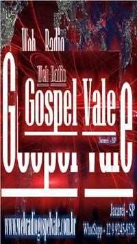 Web Rádio Gospel Vale apk screenshot