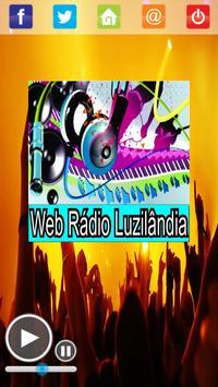 Web Radio Luzilândia apk screenshot