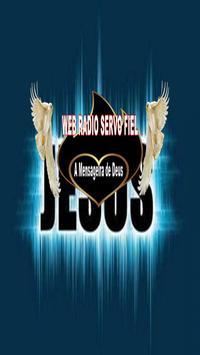 Web Rádio Servo Fiel screenshot 1