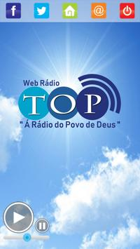 Web Rádio Top Gospel poster
