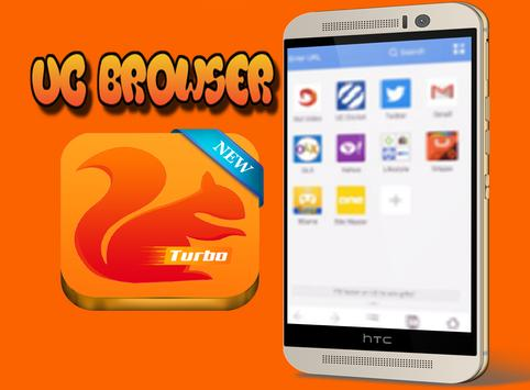New UC Browser guide poster