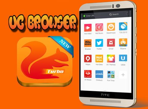 New UC Browser guide apk screenshot