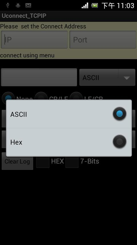 TCPIP to RS232 RS485 Terminal for Android - APK Download