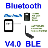 Bluetooth BLE Data Terminal icon