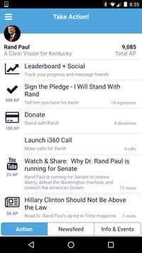 Rand Paul for Senate apk screenshot