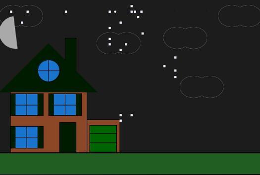 Projecto Animação Dia Noite apk screenshot