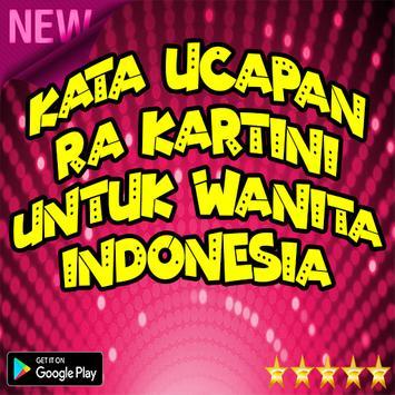 Ucapan RA Kartini Untuk Para Wanita Di Indonesia for Android