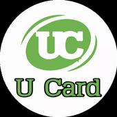U Card icon