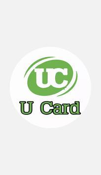 U Card poster