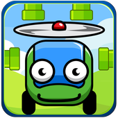 Flappy Copter Pro icon