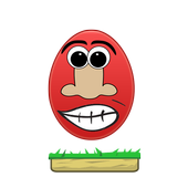 Angry EGGHERO Jumper icon