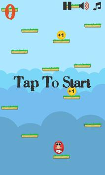 Angry EGGHERO Jumper apk screenshot