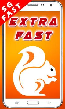 New Fast UC Browser Tips Trick apk screenshot