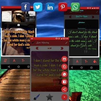 Thinker - Quotes and Thoughts apk screenshot