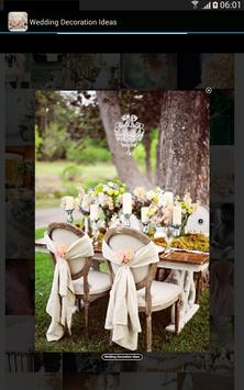 Wedding Decoration Ideas screenshot 20