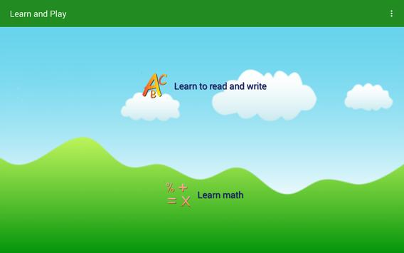 Learn and play imagem de tela 8