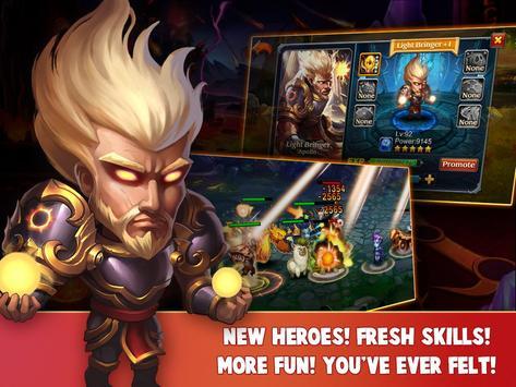 Heroes Charge Ekran Görüntüsü 17