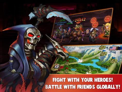 Heroes Charge Ekran Görüntüsü 9