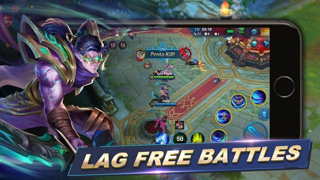 Heroes Arena apk screenshot