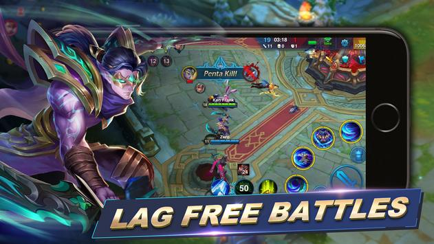 Arena Pahlawan apk screenshot