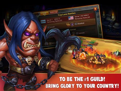 Heroes Charge HD скриншот 4