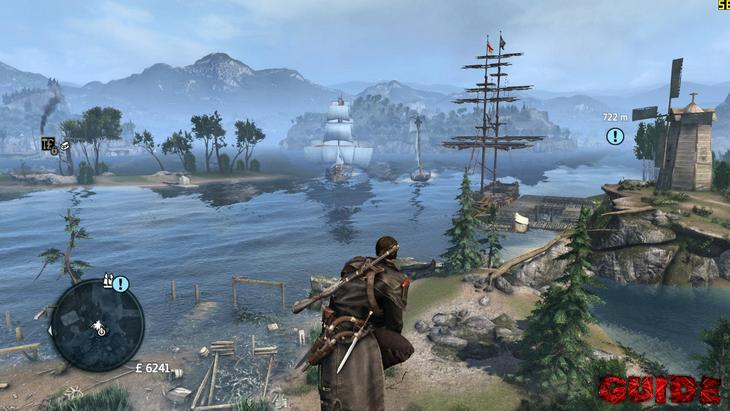 Guide Assassin S Creed Rogue For Android Apk Download