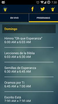 Esperanza Colombia Radio screenshot 5