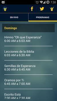 Esperanza Colombia Radio screenshot 8