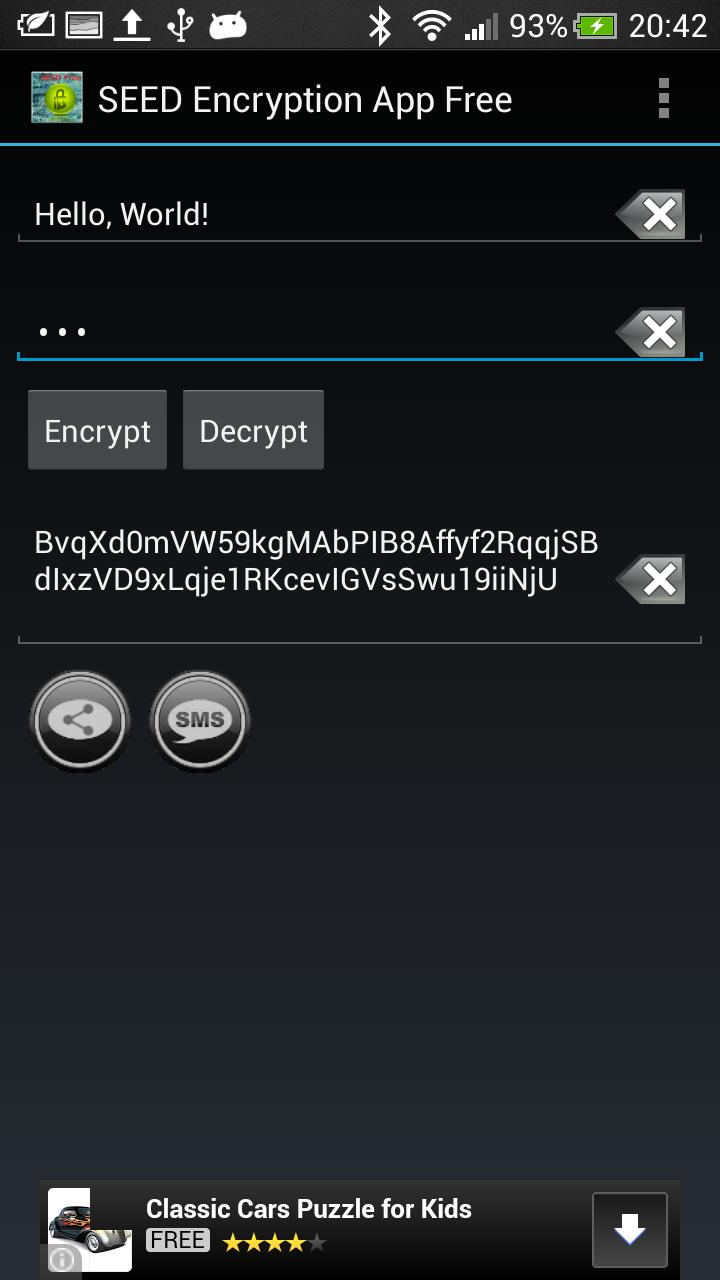 AES Encryption App FREE for Android - APK Download