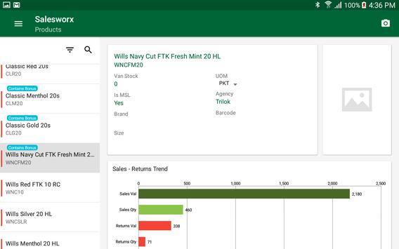 SalesWorx screenshot 7