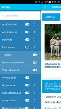 UCR Informa apk screenshot