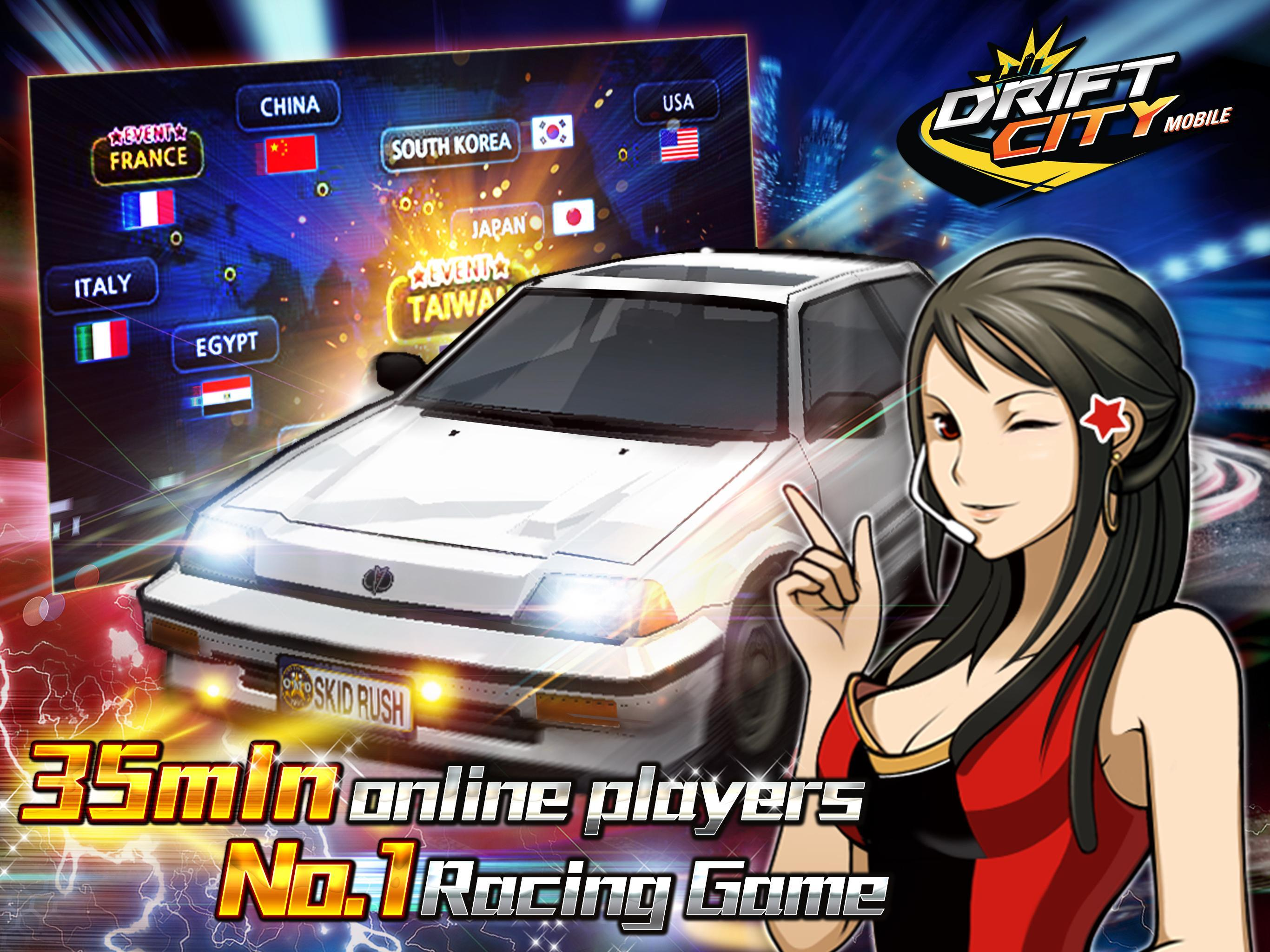 Drift City for Android - APK Download