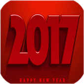 New Year 2017 SMS Wishes icon