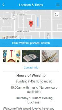St Wilfred Episcopal Church apk screenshot