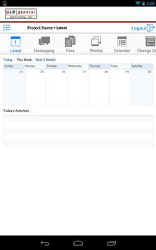 UIP General Contracting apk screenshot