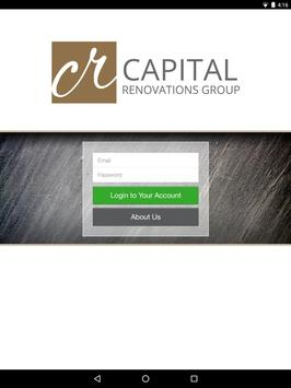 Capital Renovations Group screenshot 3