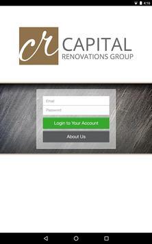 Capital Renovations Group screenshot 6