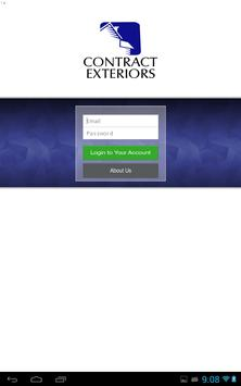 Contract Exteriors poster