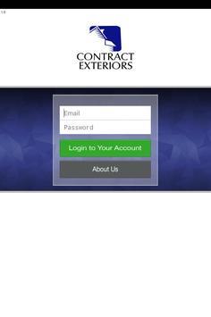 Contract Exteriors screenshot 3