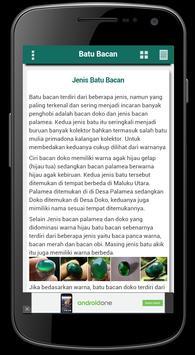 Batu Bacan apk screenshot