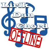 Lirik dan Chord Offline icon