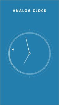 Gyro Compass App: True North Finder & Analog Clock for