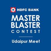 Master Blaster Contest - Udaipur Meet icon