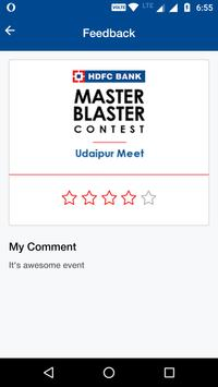 Master Blaster Contest - Udaipur Meet apk screenshot