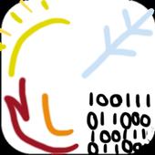 Umweltdatenerfassung icon